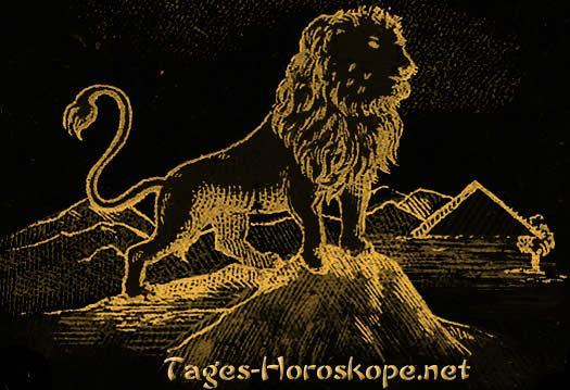 Horoskop single löwe heute frau